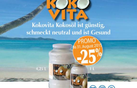 Kokovita advertentie marathon advertising agency