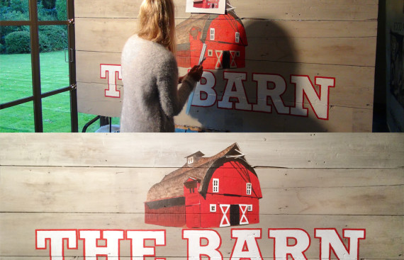 the barn vintage marathon advertising agency