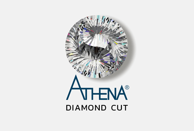 Athena Diamond cut website made by Marathon advertising agency